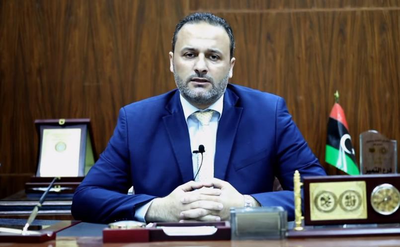 رئيس جامعة بنغازي د. عزالدين الدرسي