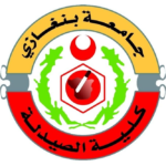 شعار كلية الصيدلة جامعة بنغازي