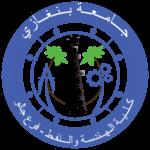 شعار كلية الهندسة والنفط جالو