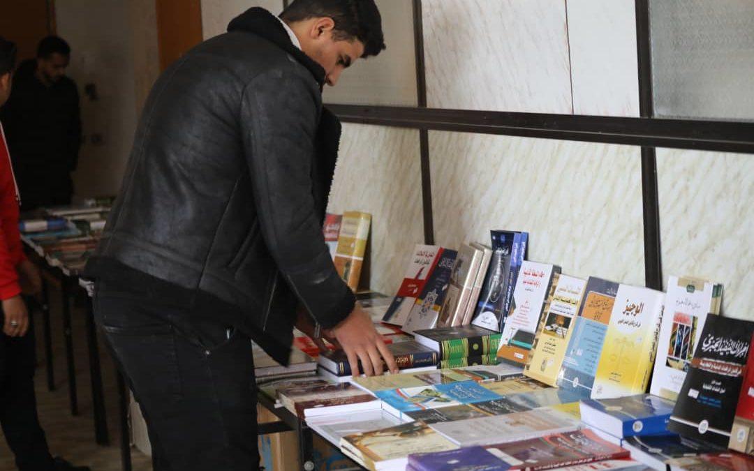 افتتاح المكتبة الرقمية والعيادة القانونية