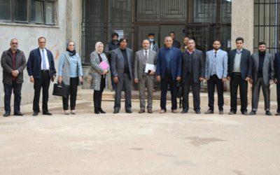تخصصات وكليات جديدة لجامعة بنغازي في مدينة الآبيار