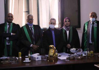 أساليب التفكير وعلاقتها بالتحصيل الدراسي لدى طلبة جامعة بنغازي