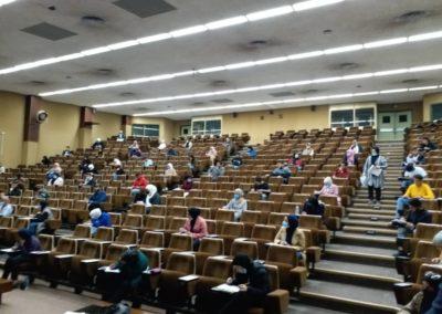 امتحانات الدور الثاني لطلبة إعداديّات الطبّ...