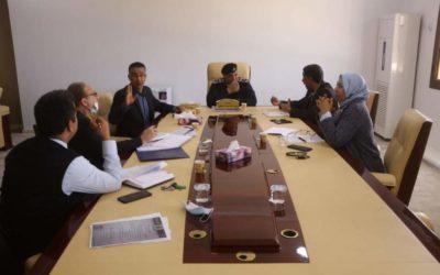 جامعة بنغازي تستعد للمشاركة بمؤتمر مكافحة الجريمة