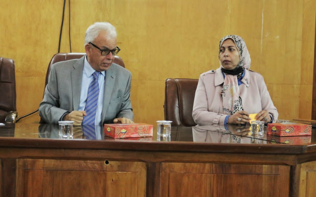 قسم القانون الجنائي بكليّة القانون جامعة بنغازي