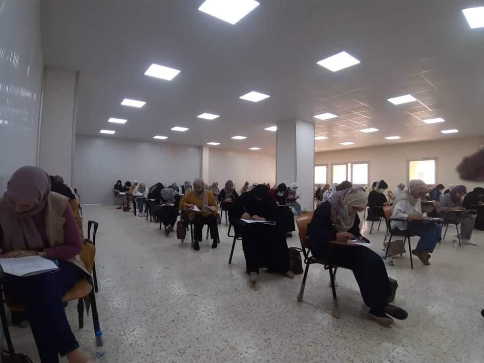امتحان الإجازة الدقيقة _ الدكتوراه (M.D) بقسم النساء والتوليد