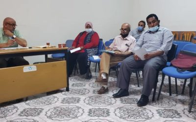 مجلس كلية الآداب يجتمع ويقرر عديد من الإجراءات ويرفع بعضها لإدارة الجامعة