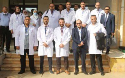 بدء امتحانات الزمالة الليبية